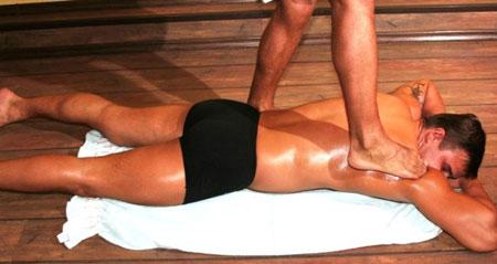 виды массажа для похудения