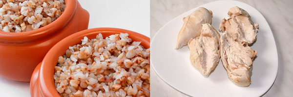 белковая диета ланч