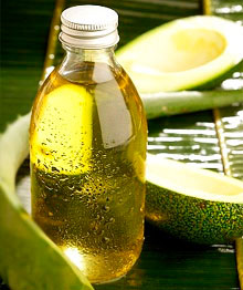 как использовать масло авокадо для лица
