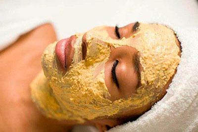 маска для лица с маслом авокадо