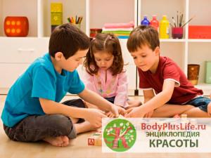развивающие игры для детей 5 лет