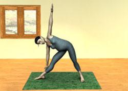 треугольник 3 йога