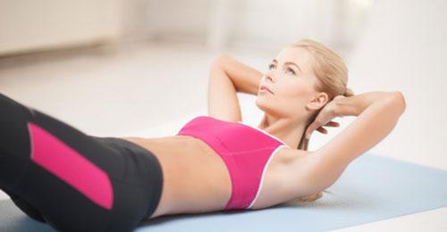 упражнения зарядка похудение