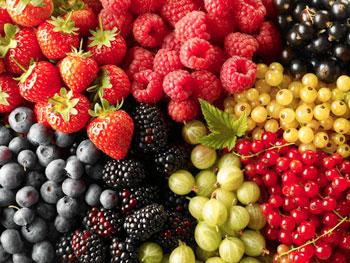 ягоды для отбеливания лица