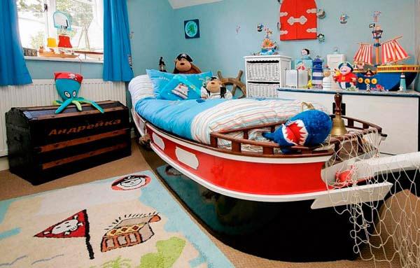 комната для мальчика фото 6 лет