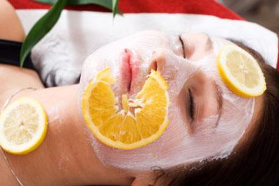 лимон для отбеливания лица