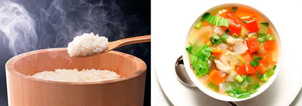 как похудеть на рисовой диете