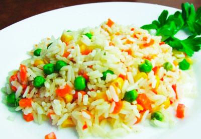 похудение на рисовой диете