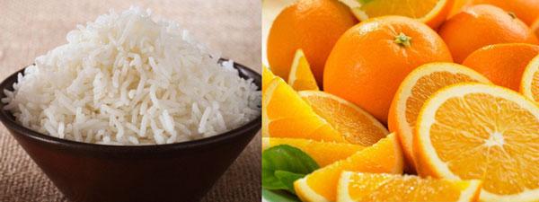 завтрак для рисовой диеты