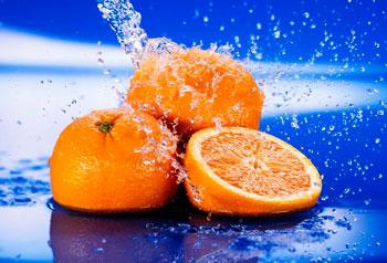 апельсиновый скраб