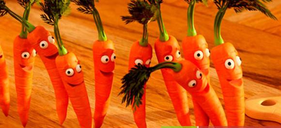 морковная маска для лица