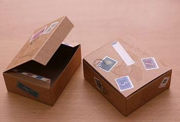 самодельная коробочка