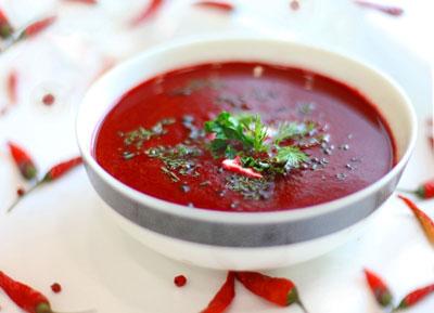 суп из свеклы для похудения