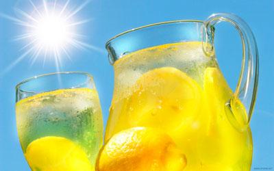 как готовить лимонный сок