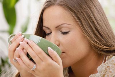 польза чай каркаде