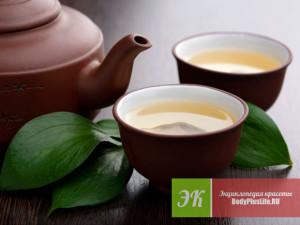 зеленый чай для похуденяи
