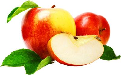 кефирная диета с яблоками