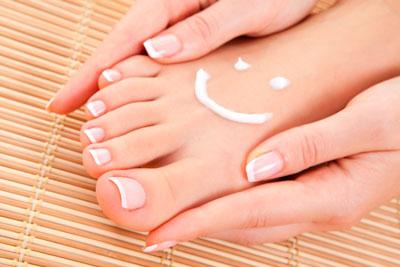 применение ванночек для ног