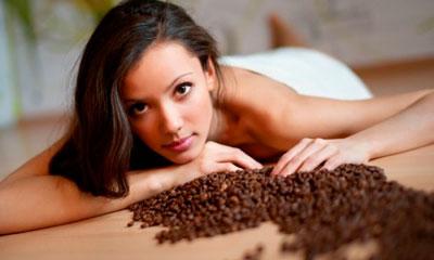 применение кофейного скраба для тела