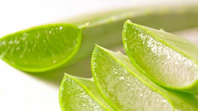 применение сока алоэ для лица
